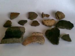 Iron Age pottery